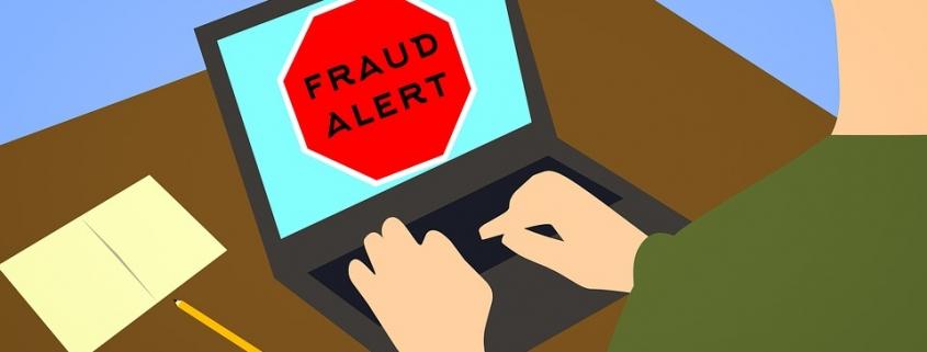 Fraud Alert stylised image