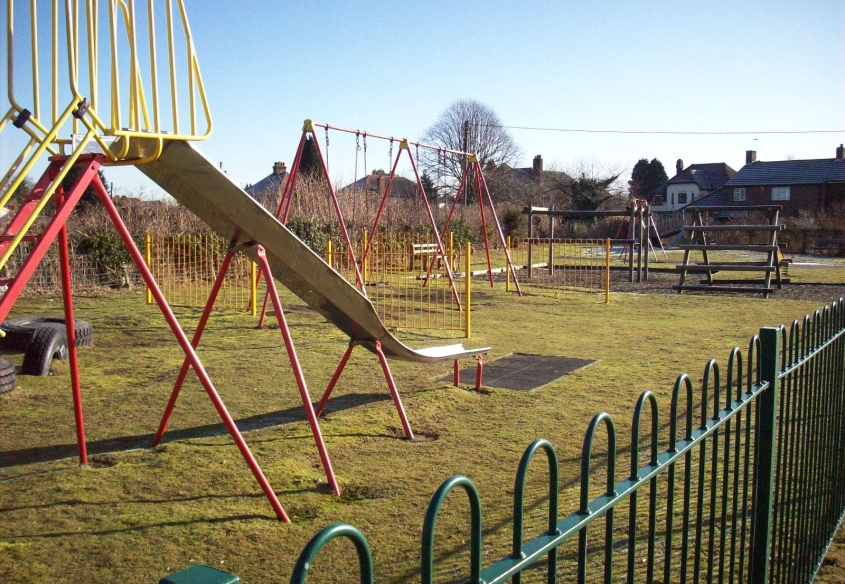 The Playground at Smeeth Playing Fields