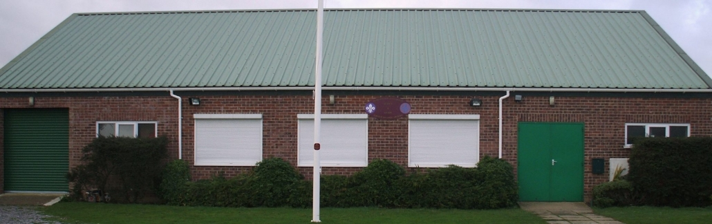 Scout Hut at Smeeth